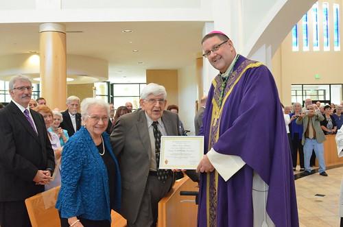 2017 Marriage Jubilee Mass