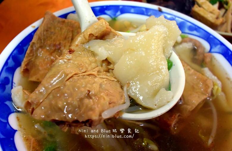 台中火車站美食.尹媽媽麵疙瘩08