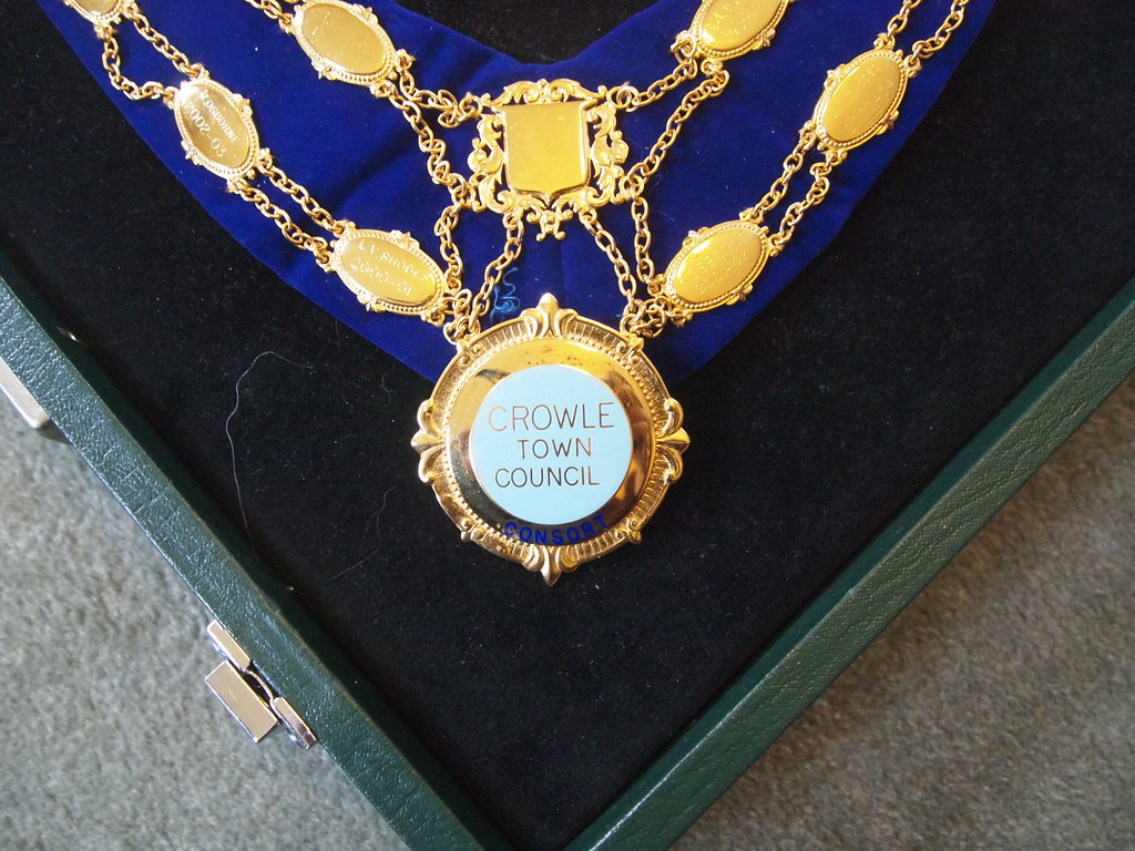 Crowle Mayoral Chain