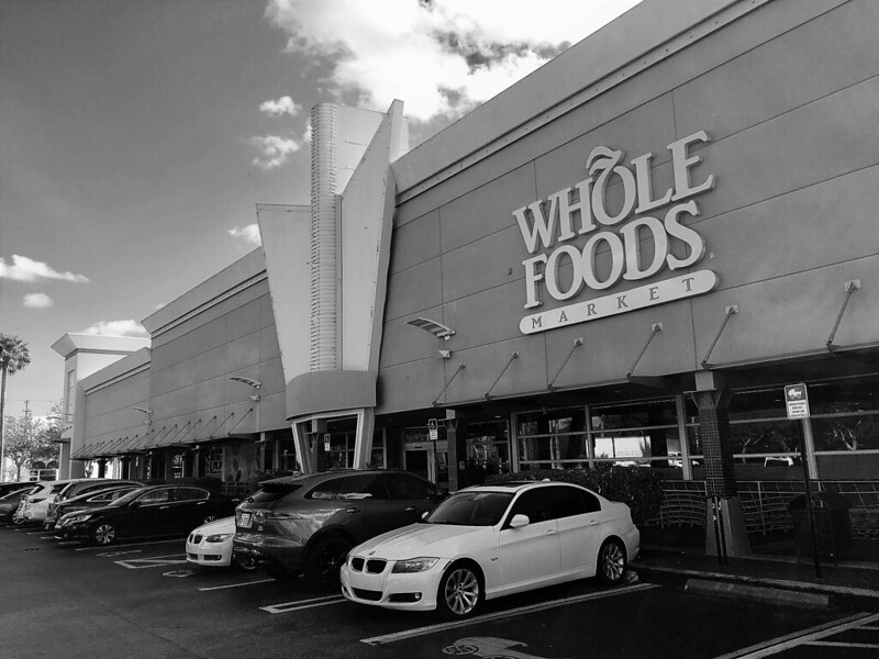 Mid-Century Former Publix Now Whole Foods