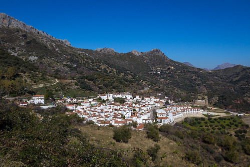Spain - Malaga - Benadalid