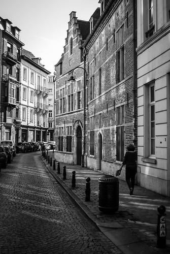belgique belgium brussels brussel bruxelles nikon d40x nikond40x travel city europe architecture old bw blackwhite black white