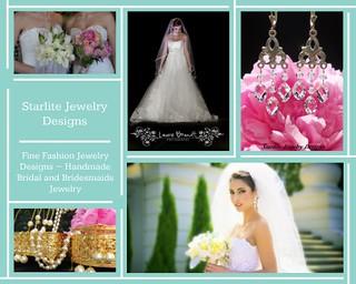 Bridal Brides Bridesmaids Jewelry ~ Vintage Wedding Jewelry ~ Wedding Jewelry ~ Bridal Brides Bridesmaids Jewelry ~ Custom Orders by Request ~ Handmade TRUE Vintage Jewelry Designs