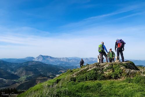 monte Urko de 795m