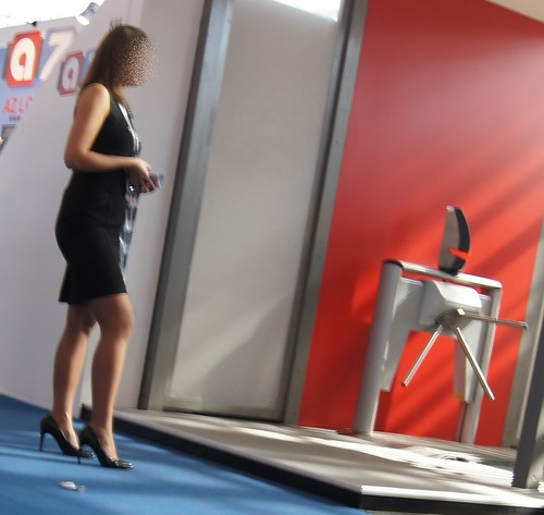 Cebit 2015 - Welcome Hostesses