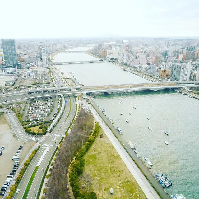 20170324-27新潟D3日航新潟HOTEL