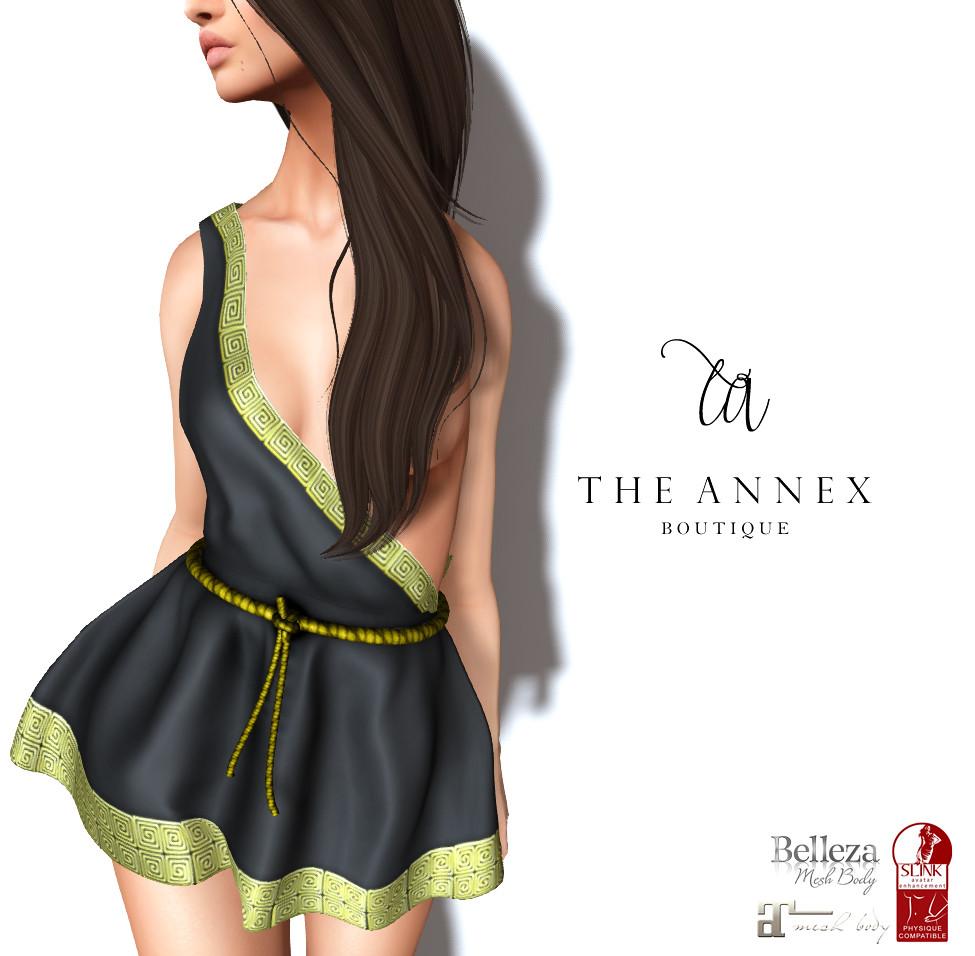 TA LAVINIA DRESS AD - SecondLifeHub.com