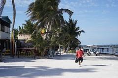 Go slow, it´s Belize..