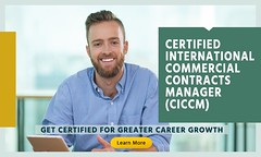 Certified International Commercial Contracts Managers