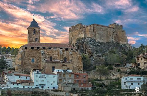 Sunset at Yeste - Yeste (Albacete, Spain)