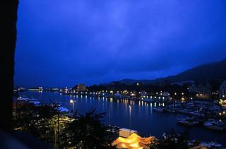 Norwegen 1998 (091) Bergen Havn