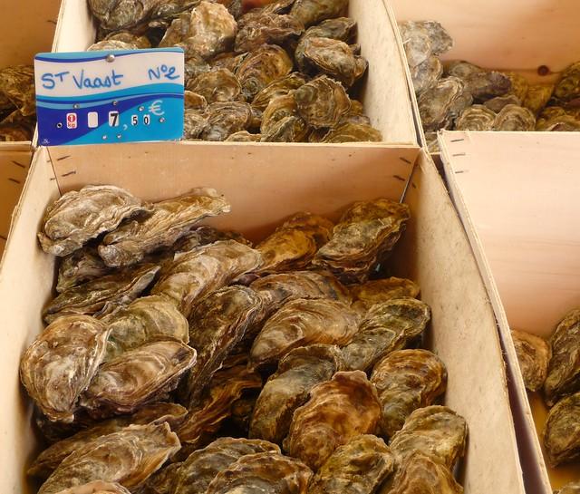St Vaast Oysters
