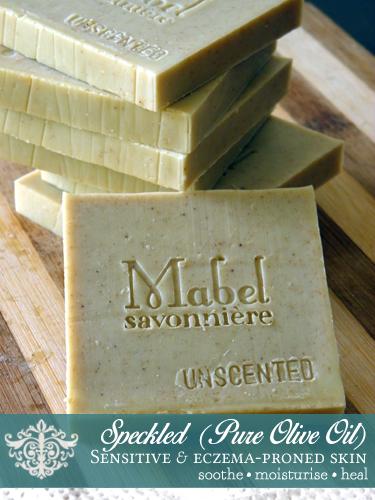 Speckled (100% Olive Oil)