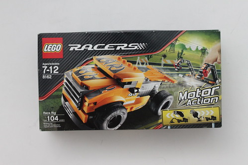 Philly Brick Fest Swag - LEGO Racers Race Rig (8162)