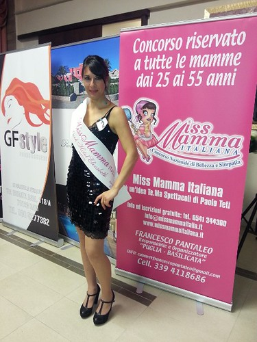 Carmela Balsamo, polignanese, Miss Mamma  polignano - Copia