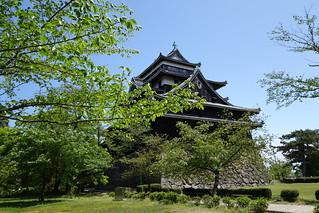 松江城(2)