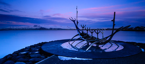 ocean longexposure travel winter sunset sea sky mountain snow seascape west nature sunrise reflections season landscape iceland twilight europe ship cloudy dusk reykjavik sculture nordic viking reykjavík atlanticocean magichour ísland goldenhour sunvoyager sólfar halflight northatlanticocean sæbraut republicoficeland jóngunnarárnason lýðveldiðísland pwwinter greaterreykjavík