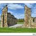 basingwerk abbey by coulportste