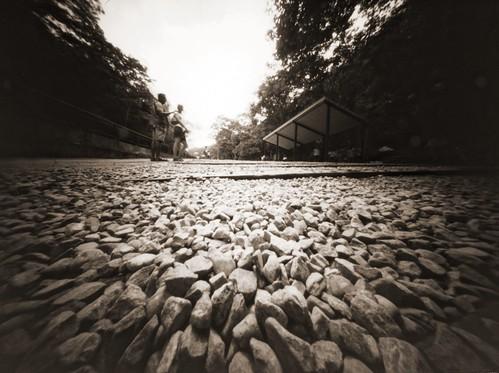 [X-ray Pinhole] 彰化芬園-挑水古道