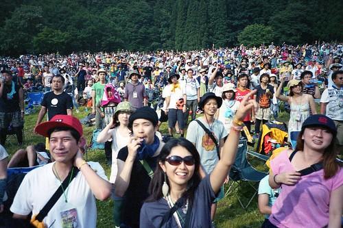 Fuji-Rock Festival 2013
