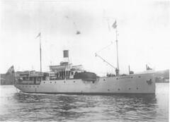 naval ship, vehicle, ship, watercraft, steamboat,