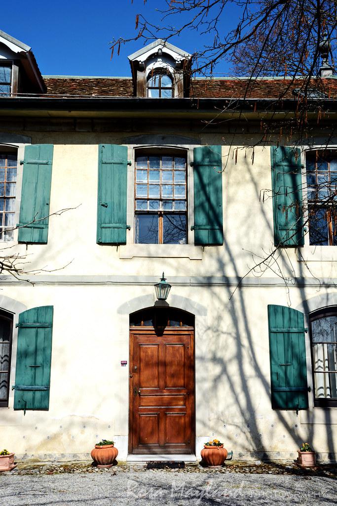 Geneva Countryside (Vandoeuvres/Cologny)