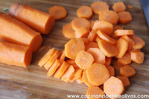 Ensalada de calabacín, espárragos y zanahoria www.cocinandoentreolivos (5)