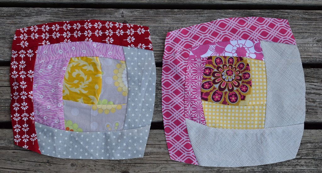 May bee blocks for Carly