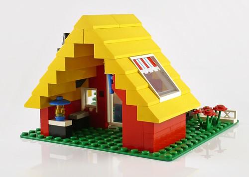 LEGO 6592 Vacation Hideaway 04