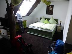 Unser Zimmer im Forsthaus Jägerhaus