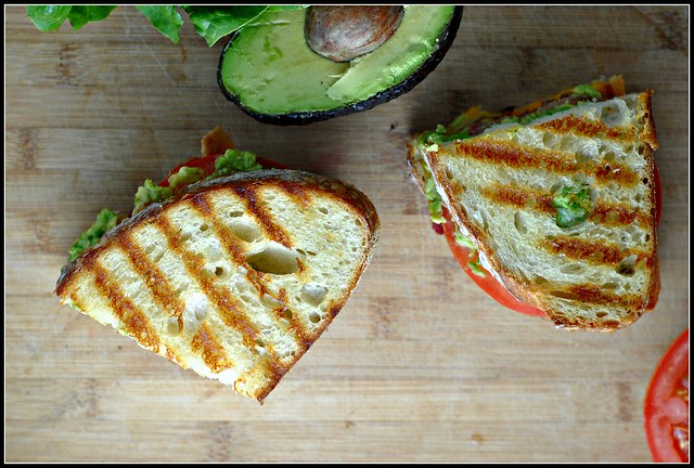 Ultimate BLT Grilled Cheese 3