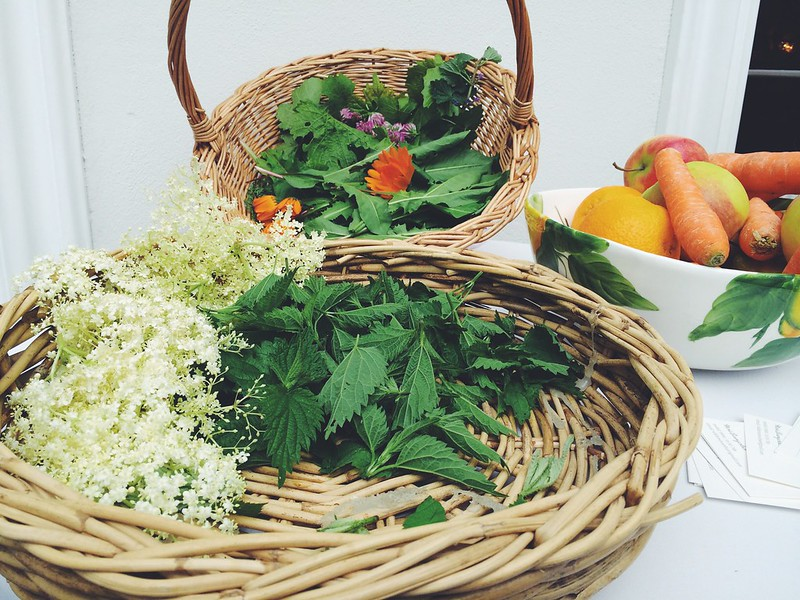 marias wilde smoothies (foodcamp 2014 - bericht auf zwergenprinzessin kocht)