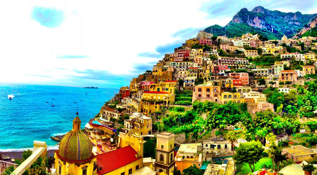 From Naples To The Amalfi Coast