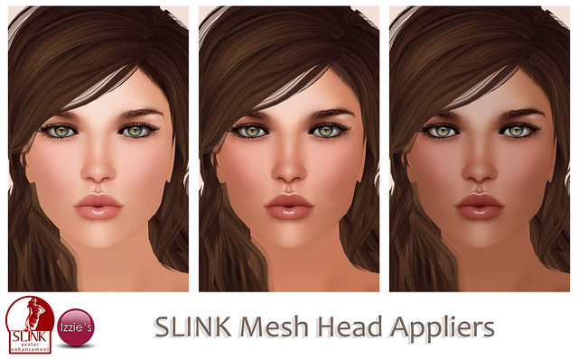 Slink Mesh Head Appliers