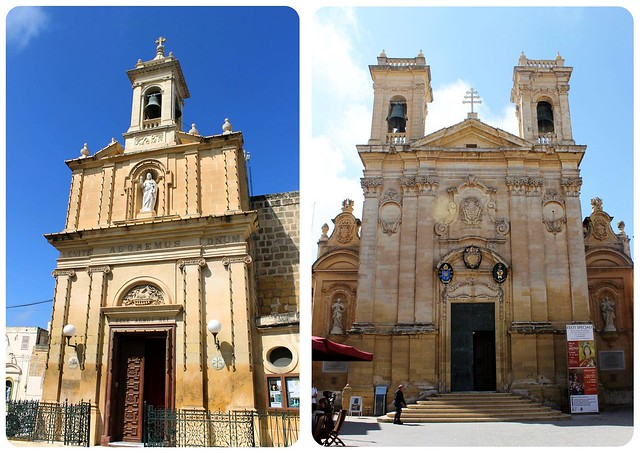 Churches of Gozo