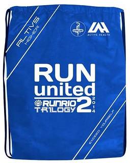 Run United 2 2014 bag