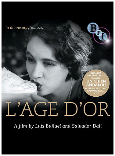l'age d'or 1930 bunuel