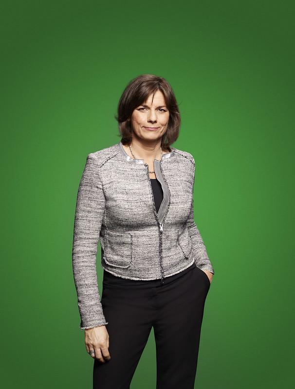 Isabella Lövin pressbild 2014