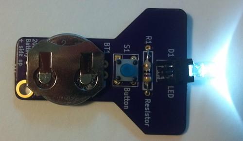 Flashlight PCB kit