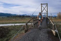 Hauraki Rail Trail; Queen's birthday Weekend, 2014