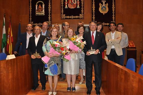 AionSur 14154544180_f11238ca4e_d Homenaje a 5 profesionales de la Educación jubilados, de la época del Capitán Trueno Educación Homenaje a profesores jubilados 2014