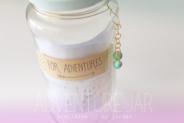adventure jar DIY