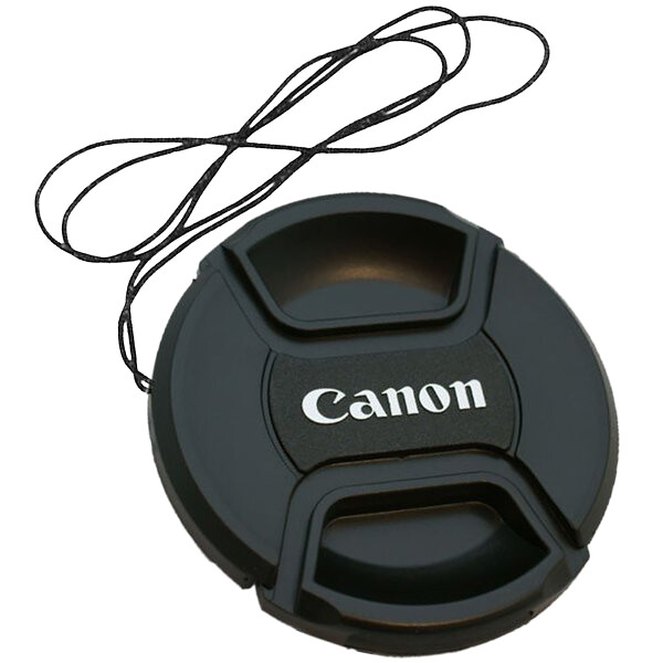 canon lens cap ฝาปิดหน้าเลนส์ แคนนอน