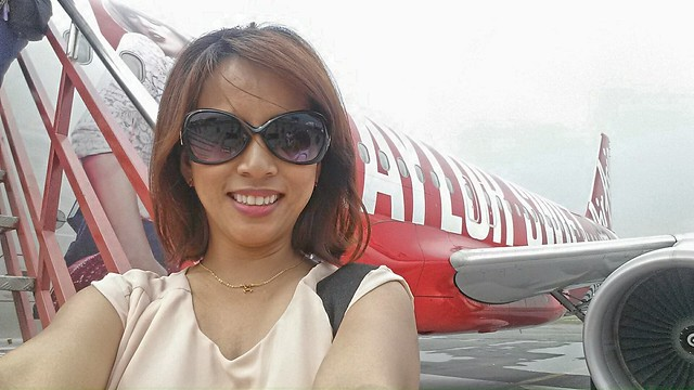 Inside the Taylor Swift AirAsia Livery Aircraft