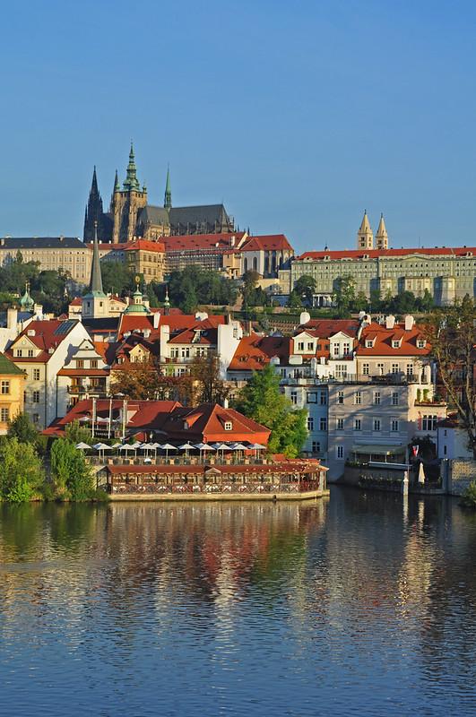 Czech Republic - Prague - Castle in the morning