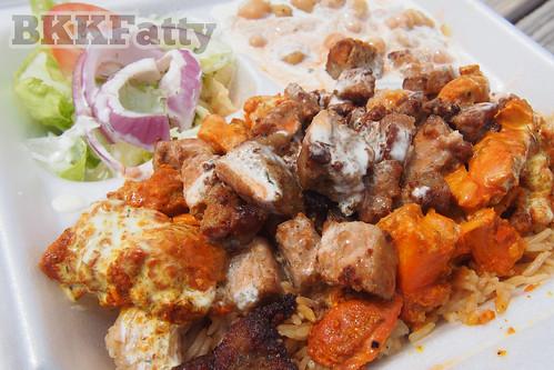 halal grill street food truck DC