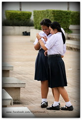 After School – Tha Tien Pier Area, Bangkok, Thailand