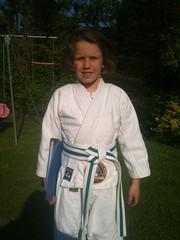 Judo Grading