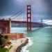 Day 96-365 Golden Gate by giuliomeinardi