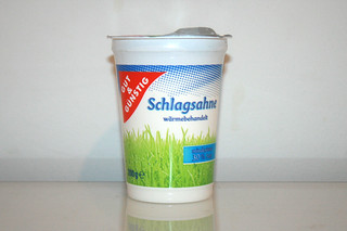 05 - Zutat Schlagsahne / Ingredient whipping cream